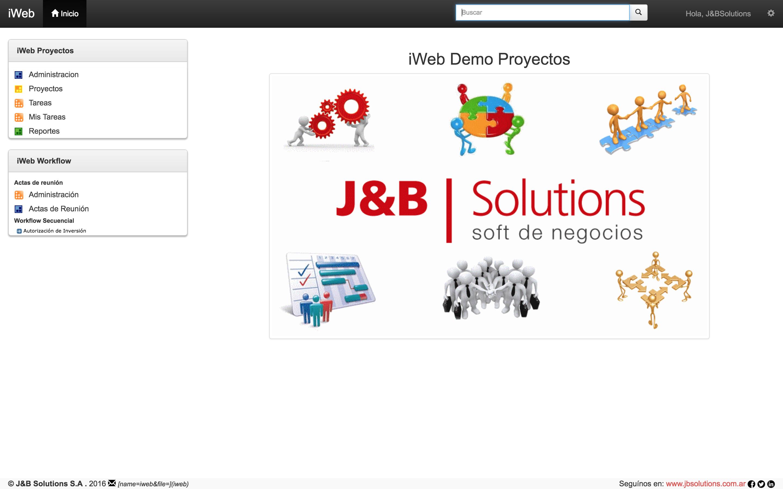 iProyectos J&B Solutions