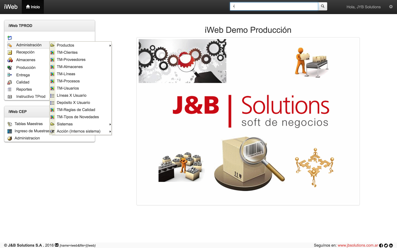 Tprod J&B Solutions